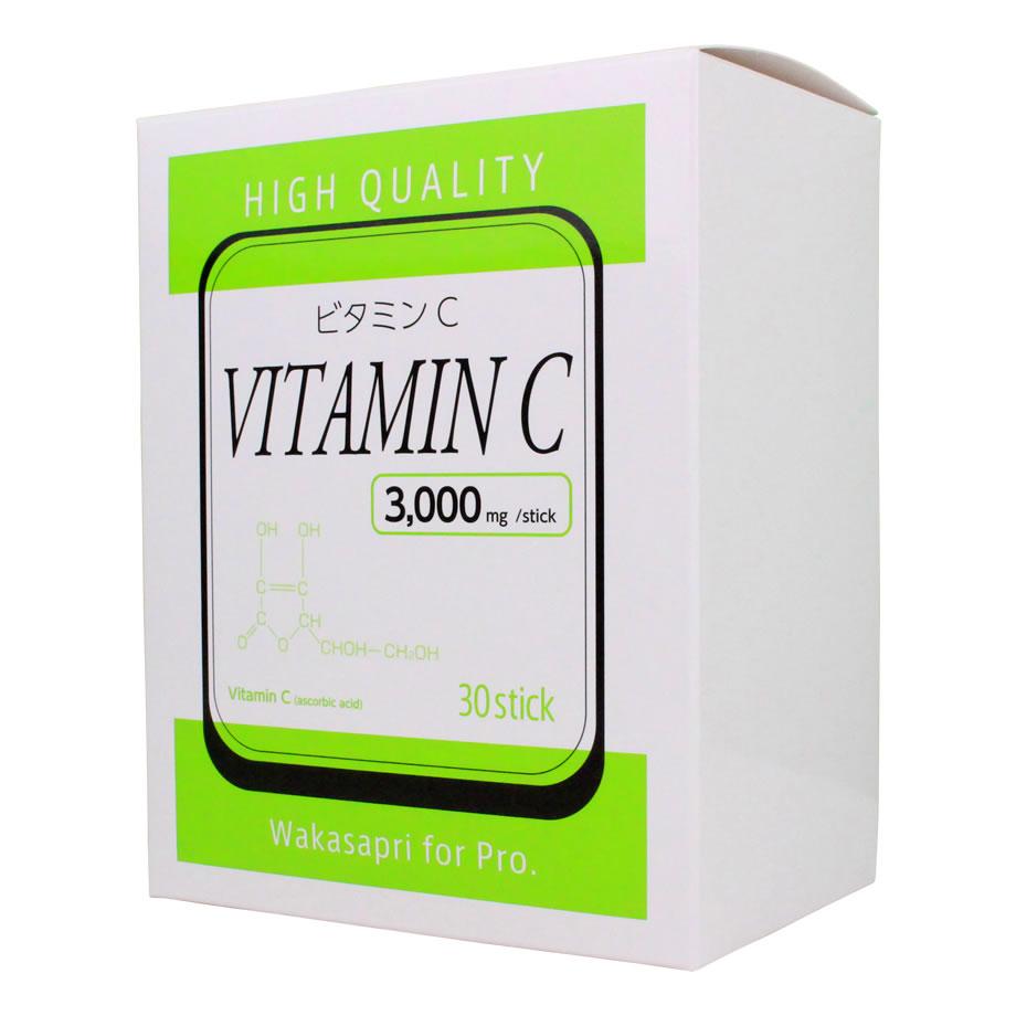 高濃度ビタミンC - wakasapri for pro