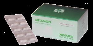 メルスモンプレミアムカプセル プラセンタサプリメント